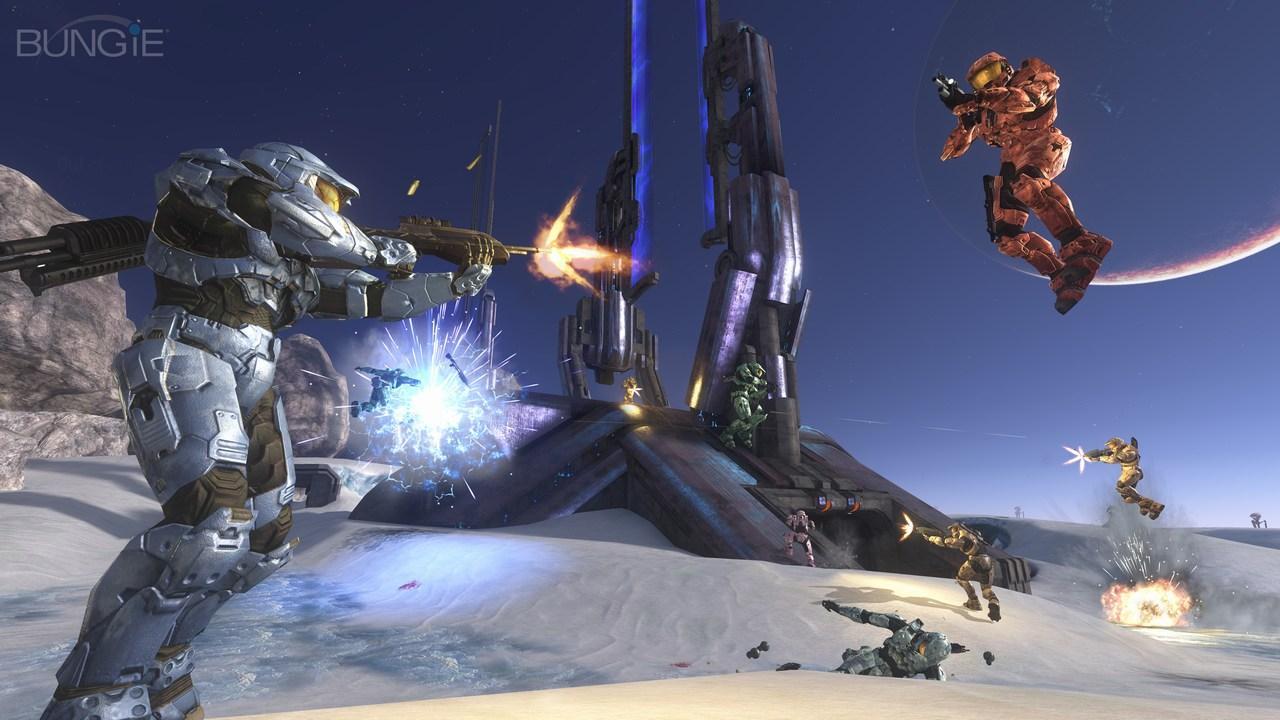 Jeux Images Halo3multiplayerbeta